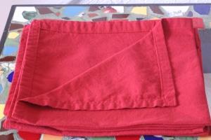 Houseproud project - luncheon napkins
