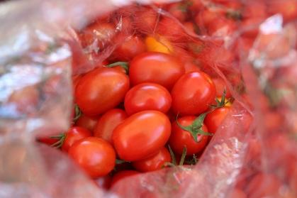 Houseproud fieldtrip farmers market cherry tomatoes IMG_1242