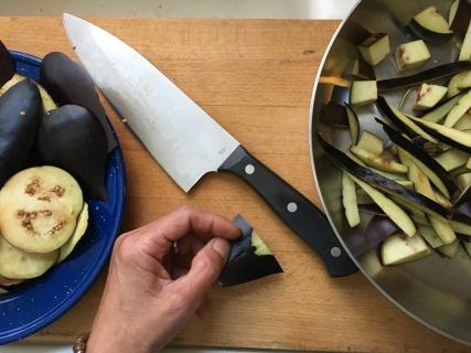 Houseproud Scrappy Eggplant IMG_3015